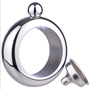 Jewelry - Bracelet flask. Great for gift or bachelorette